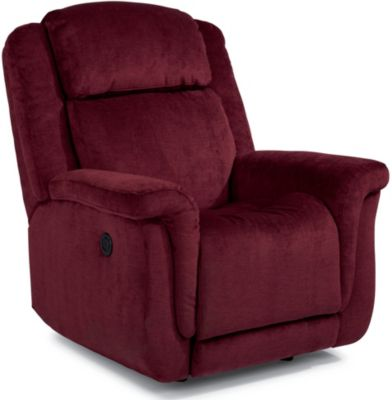 Flexsteel Updraft Power Rocker Recliner