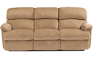 Flexsteel Chicago Beige Power Reclining Sofa