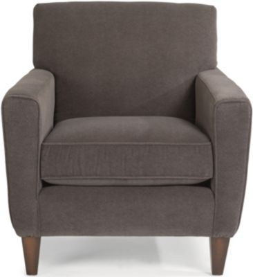 Flexsteel Digby Gray Accent Chair