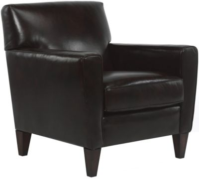 Flexsteel Digby 100% Leather Accent Chair