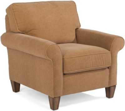 Flexsteel Westside Tan Accent Chair