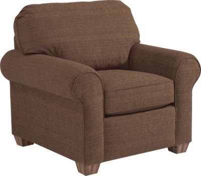 Flexsteel Thornton Brown Accent Chair