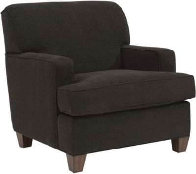Flexsteel Dempsey Black Accent Chair