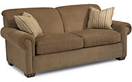 Flexsteel Main Street Tan Full Sleeper Sofa