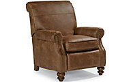 Flexsteel Bay Bridge Mocha Power Recliner