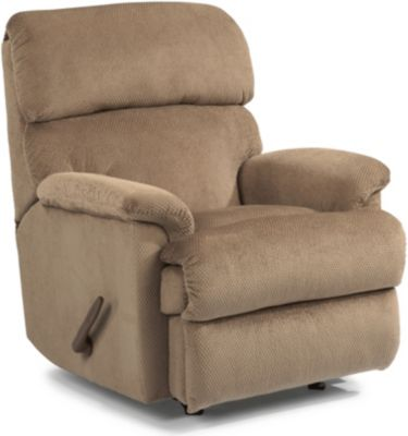 Flexsteel Chicago Tan Wall Recliner