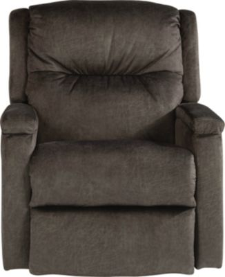 Flexsteel Kayla Gray Power Rocker Recliner