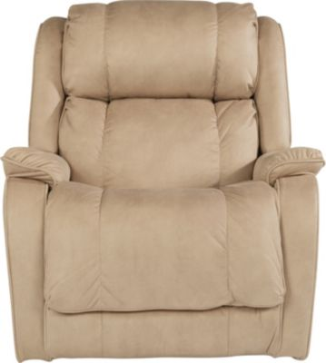 Flexsteel Marcus Cream Power Rocker Recliner