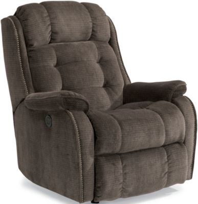 Flexsteel Cassidy Slate Power Wall Recliner