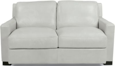 Flexsteel Blake 100% Leather Loveseat