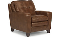 Flexsteel South Street 100% Leather Chair