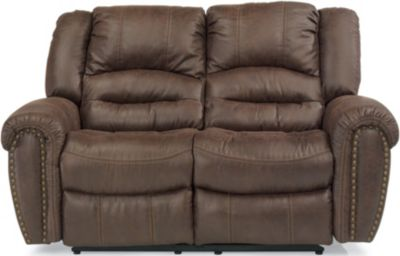 Flexsteel New Town Power Reclining Loveseat