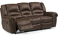 Flexsteel New Town Power Reclining Sofa
