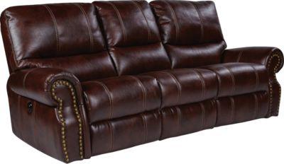 flexsteel carlton power reclining sofa - Flexsteel Sofas