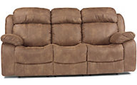 Flexsteel Como Reclining Sofa