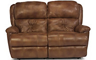 Flexsteel Cruise Control 100% Ltr Power Recl Loveseat