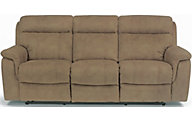 Flexsteel Casino Reclining Sofa