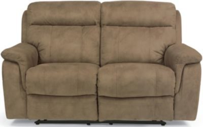 Flexsteel Casino Reclining Loveseat