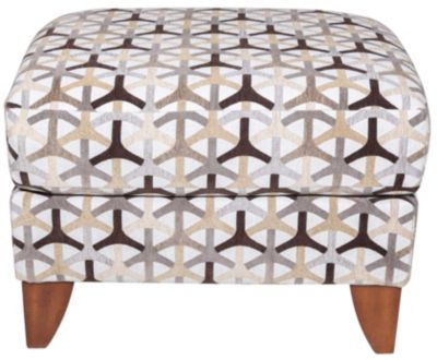 Flexsteel Jupiter Accent Ottoman
