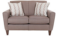 Flexsteel Digby Tan Loveseat