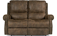 Flexsteel Miles Power Reclining Loveseat