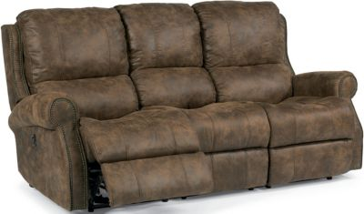 Flexsteel Miles Power Reclining Sofa