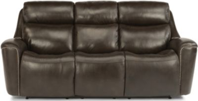 Flexsteel Mystic Ltr Power Reclining Sofa w/Power Headrest