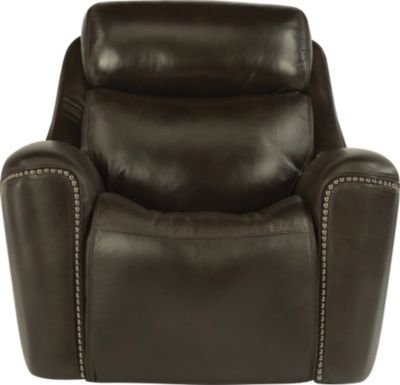 Flexsteel Mystic Ltr Power Glider Recliner w/Pwr Headrest