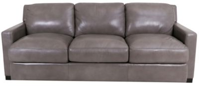 Flexsteel Blake 100% Leather Sofa