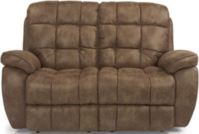 Flexsteel Nashua Power Reclining Loveseat
