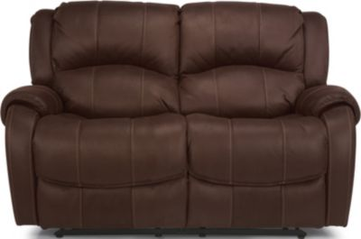 Flexsteel Pure Comfort Power Reclining Loveseat