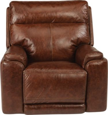 Flexsteel Sienna Ltr Power Glider Recliner w/Pwr Headrest
