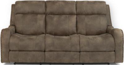Reclining Sofa W Pwr Headrest