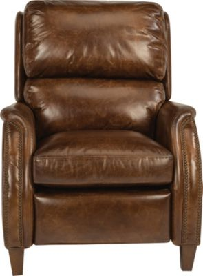 Flexsteel Finch 100% Leather Recliner