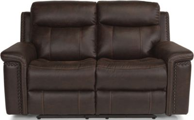 Flexsteel Trevor Power Recline Loveseat