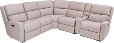 Flexsteel Catalina 6 Piece Power Recline Sectional