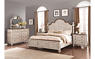 Flexsteel Plymouth 4-Piece Queen Bedroom Set