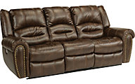 Flexsteel Downtown Power Reclining Sofa