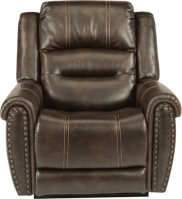 Flexsteel Oscar Lift Recliner with Power Headrest
