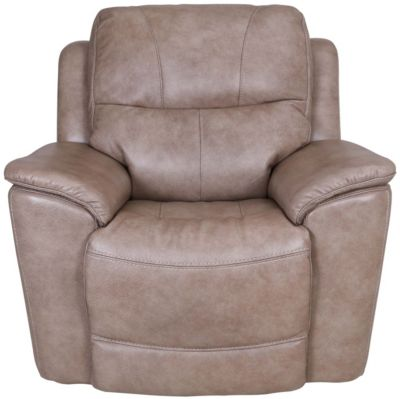 Flexsteel Cade Leather Power Recliner