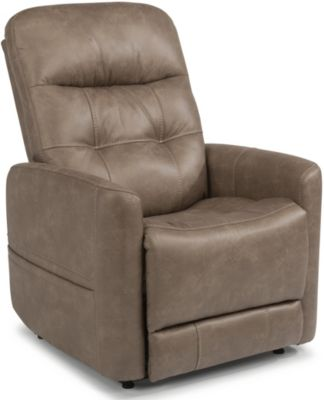 Flexsteel Kenner Lift Chair with Power Headrest & Lumbar