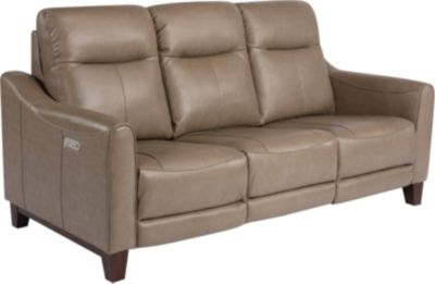 Flexsteel Forte Power Headrest Sofa