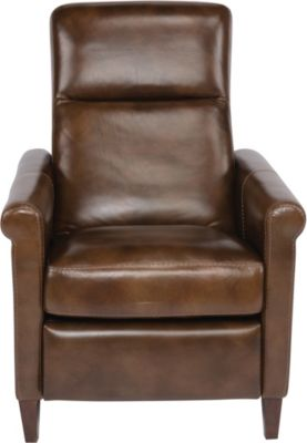 Flexsteel Irene 100% Leather Recliner
