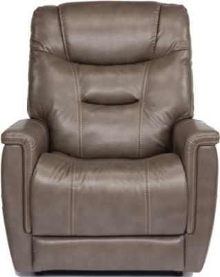 Flexsteel 1916 Shaw Power Headrest Recliner