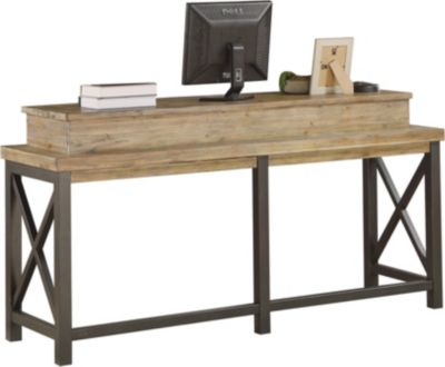 Flexsteel Carpenter Light Work Console