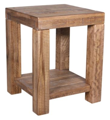 Flexsteel Sawyer Chairside Table