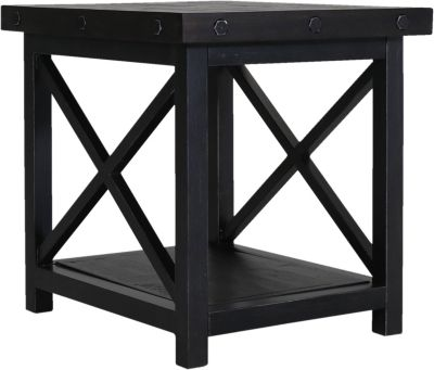 Charmant Flexsteel Carpenter End Table