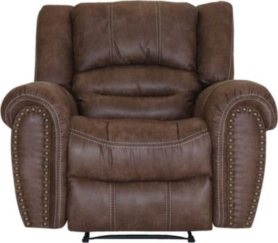Flexsteel Town Tan Recliner