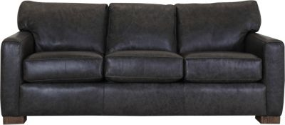 Flexsteel Bryant 100% Leather Sofa