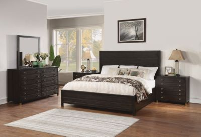 Flexsteel Cologne 4-Piece King Bedroom Set
